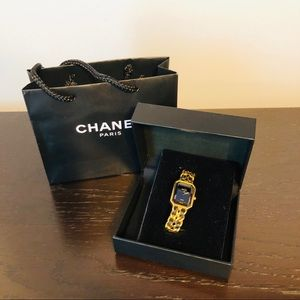 CHANEL PREMIERE WATCH L SIZE